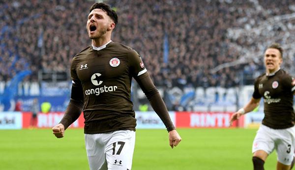 2. Liga: HSV verliert erneut das Stadtderby - VfB Stuttgart neuer Zweiter