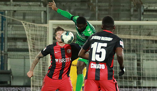 2. Liga: Wehen erkämpft Punkt gegen Fürth - Osnabrück und Aue trennen sich torlos