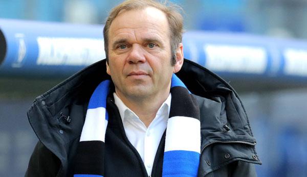 HSV-Führungskrise: Vorstandschef Bernd Hoffmann muss gehen - Marcell Jansen wird Aufsichtsratsvorsitzender