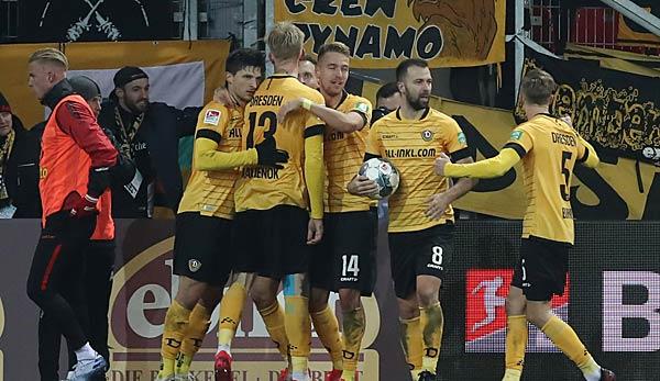 Dresden Fußball Heute