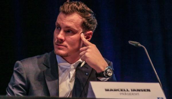 2. Bundesliga: Die Pressekonferenz mit HSV-Präsident Marcell Jansen im Liveticker