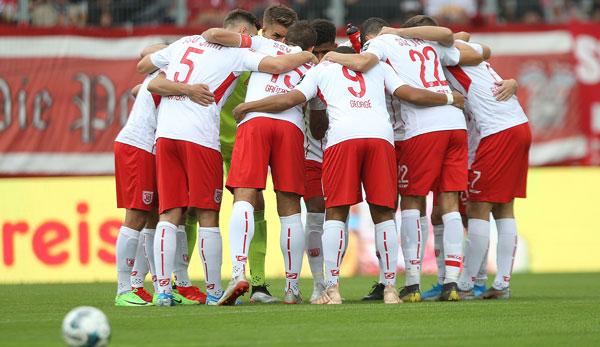 Jahn Regensburg das schlaueste Team im Profifußball