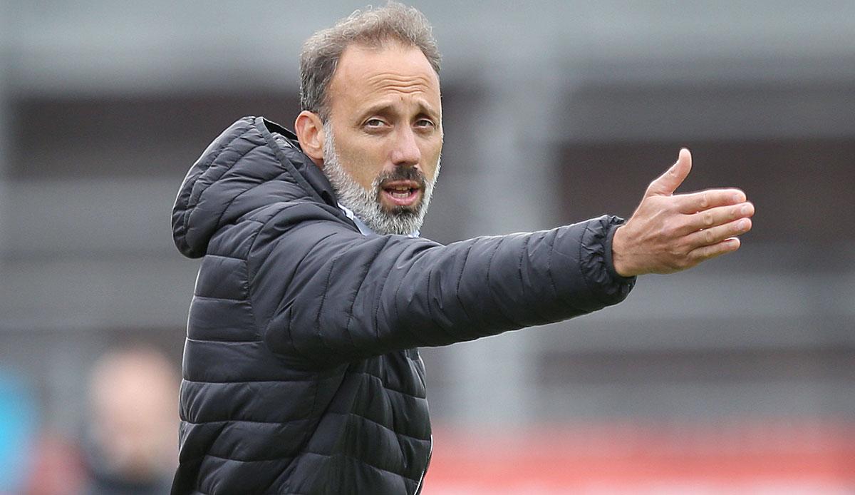 VfB Stuttgart: Thomas Hitzlsperger erstickt Trainerdiskussion: Von Matarazzo überzeugt
