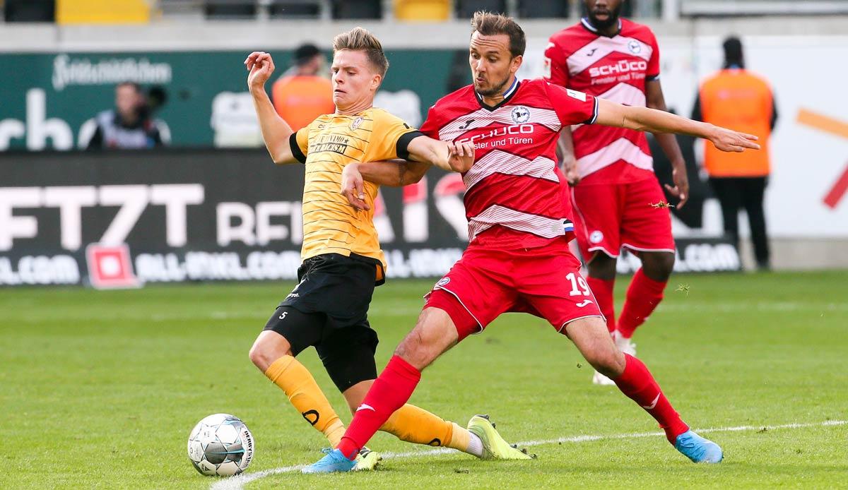 Bielefeld Gegen Dresden