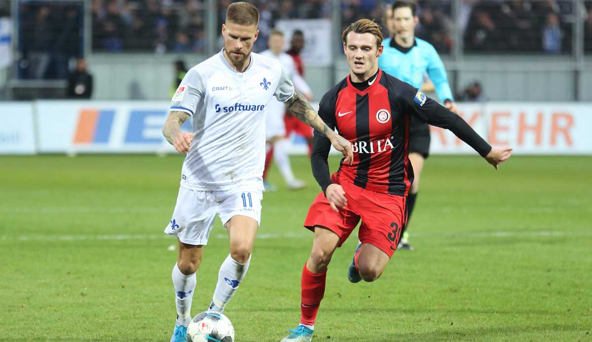 Darmstadt Fussball Heute