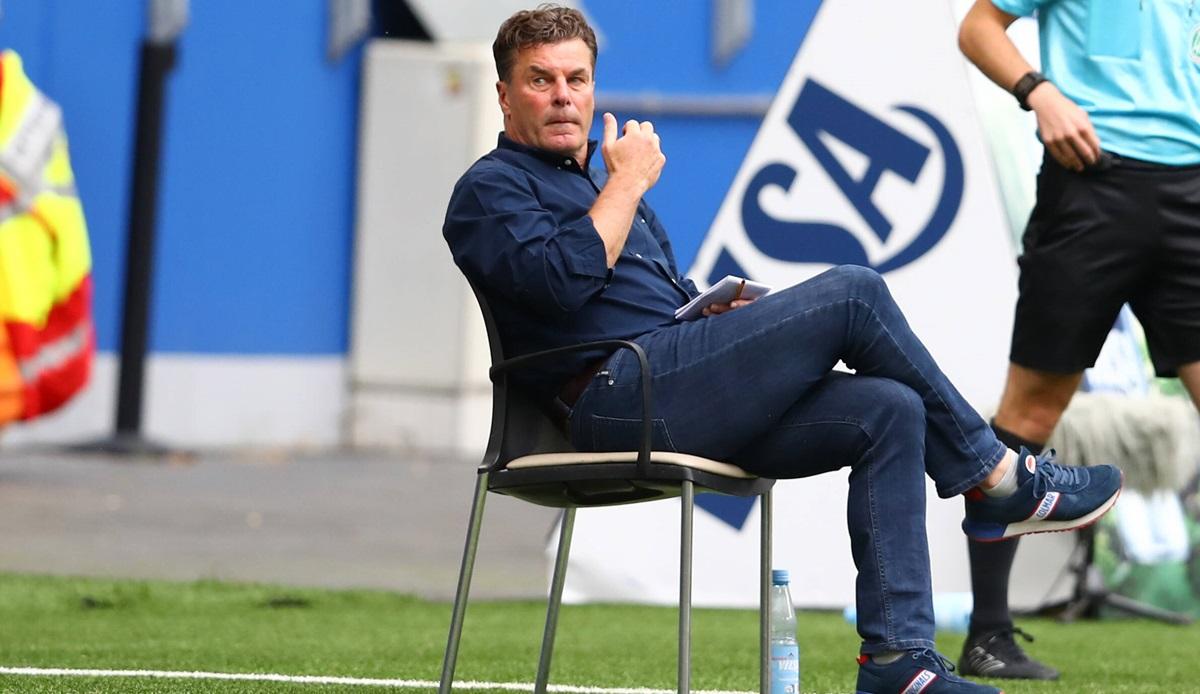 Dieter Hecking nach HSV-Trennung: Sehe mich als Erstliga-Trainer