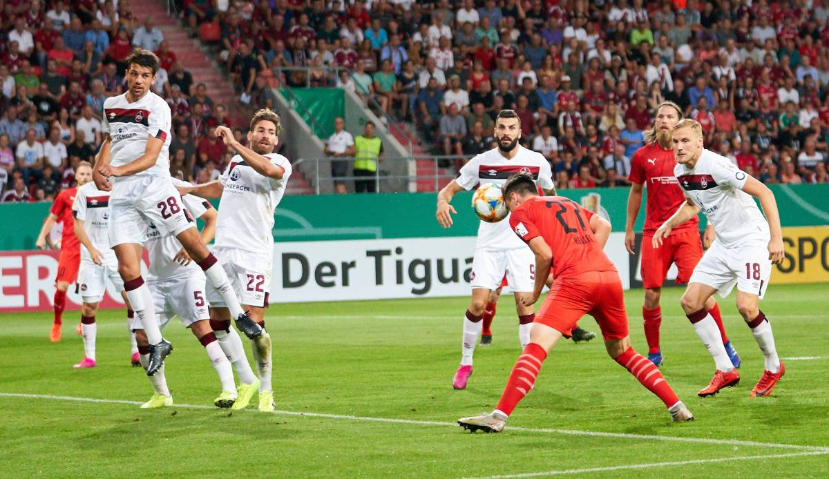 NГјrnberg Ingolstadt Relegation