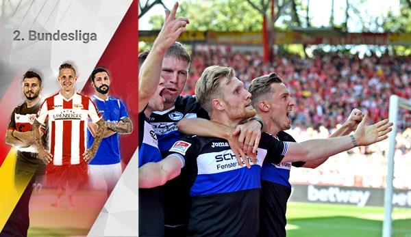 2. Bundesliga Zusammenfassung Heute