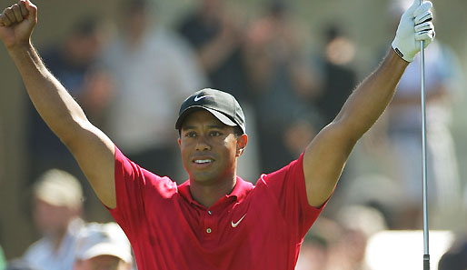 Tiger Woods, US Open