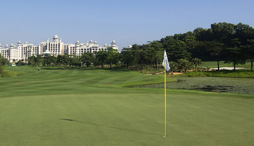 Die US-PGA-Tour gastiert im Jahr 2010 in Malaysia im Mines Resort and Golf Club