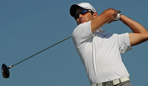 Sieg in East London: Charl Schwartzel