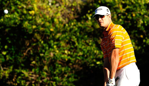 Zach Johnson im Waialae Country Club
