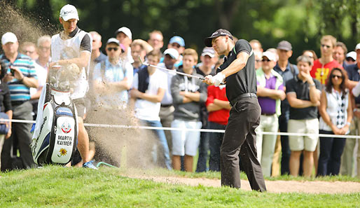 Martin Kaymer beendete die BMW International Open auf Rang 18