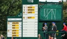 Leaderboard: British Open