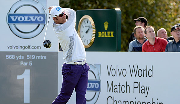 Mikko Ilonen hat die World Match Play Championship gewonnen