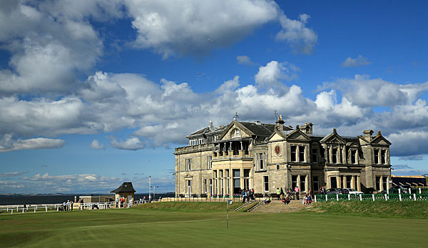 Der Royal and Ancient Golf Club of St. Andrews gilt als einer der wichtigsten Golf-Klubs