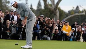 Golf: Dustin Johnson nach Turniersieg neue Nummer eins der Welt