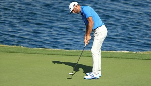 Dustin Johnson gewinnt World Match Championship