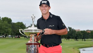 Golf: Horschel gewinnt in Irving Stechen gegen Day