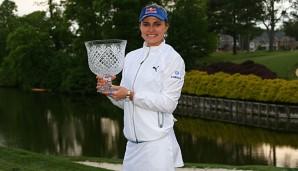 Golf: Thompson holt achten Titel ihrer Karriere