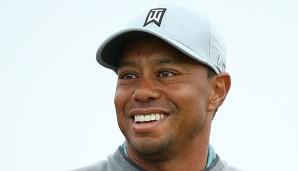 """Golf: Tiger Woods: """"Seit Jahren nicht mehr so gut gefühlt"""""""