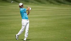 Golf: Cejka scheitert in Cromwell am zweiten Cut