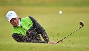 Golf: British Open: Kaymer zittert und schafft den Cut
