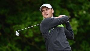 Golf: Wieder eine 72: Kaymer muss bei British Open zittern