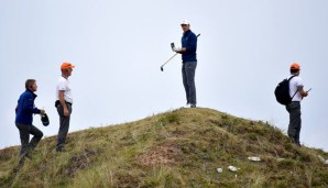 Golf: British Open: Held Mikey, Partymeile, Nowitzki