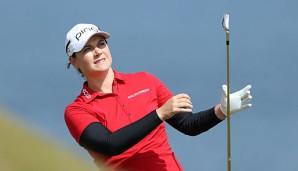 Golf: Solheim Cup: Masson mit zwei Niederlagen an Tag eins