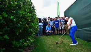 Golf: Par-10: Jason spinnt und Louis singt