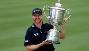 Jimmy Walker geht als Titelverteidiger in das Major-Turnier