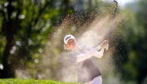Golf: 164.000 Euro: Golferin Lewis spendet Siegerscheck für Flutopfer