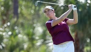 Golf: Profigolferin Masson in Naples nur auf Platz 35