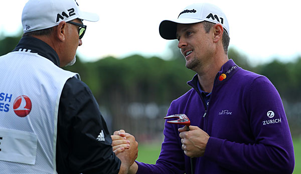 Justin Rose holte sich in Rio 2016 den Olympiasieg