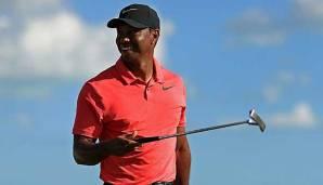Golf: Weltrangliste: Rückkehrer Woods klettert 531 Plätze nach oben
