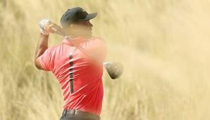 Golf: Woods bei Comeback nach starker Schlussrunde Neunter