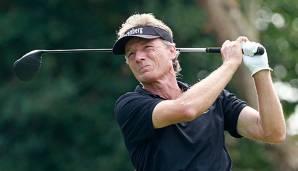 Golf: Altmeister Langer wieder Spieler des Jahres der Champions-Tour