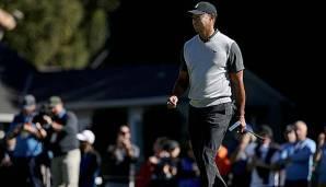 Golf: Woods bei Comeback-Tour im Mittelfeld - Kaymer mäßig