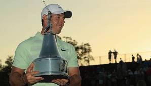 Golf: McIlroy holt ersten Sieg seit 2016 - Woods guter Fünfter