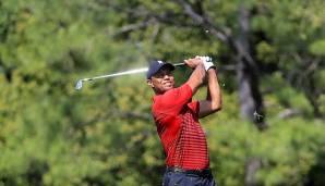 Golf: Weltrangliste: Tiger Woods macht nach Platz zwei bei US-Turnier 239 Plätze gut