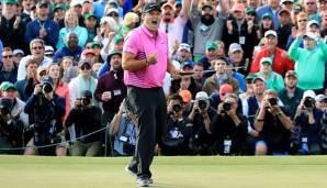 Golf: SPOX-Par-10 zum Masters in Augusta: Mit Patrick Reed wäre der HSV Zweiter!
