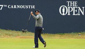 Golf: LIVE - Golf: Brachiale Runde von Tiger Woods!