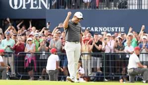 Golf: The Open: Historischer Sieg für Molinari