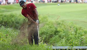 Golf: Große Woods-Show bei Koepka-Triumph