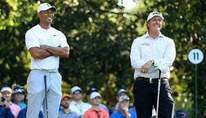 Golf: Show-Match Tiger Woods vs. Phil Mickelson: Ort, Datum, Preisgeld