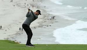 Golf: US Open: Kaymer und Woods fallen zurück