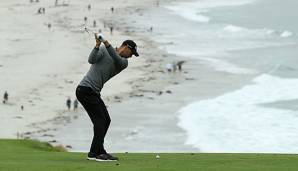 Golf: US Open: Kaymer holt auf, Elite jagt Woodland