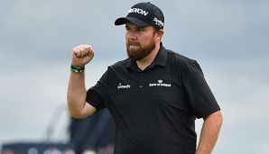 Golf: Rekord! Lowry greift nach Major-Triumph