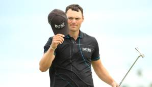 Golf: Martin Kaymer vor British-Open-K.o.